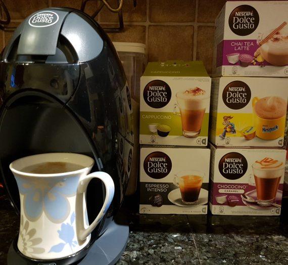 En Chai latte, tack!