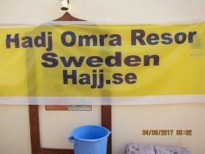 Hadj Sweden