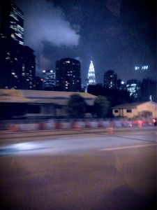 KLCC-Night