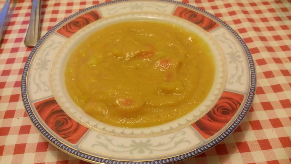 Rotfruktsoppa