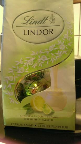 Lindor citrus