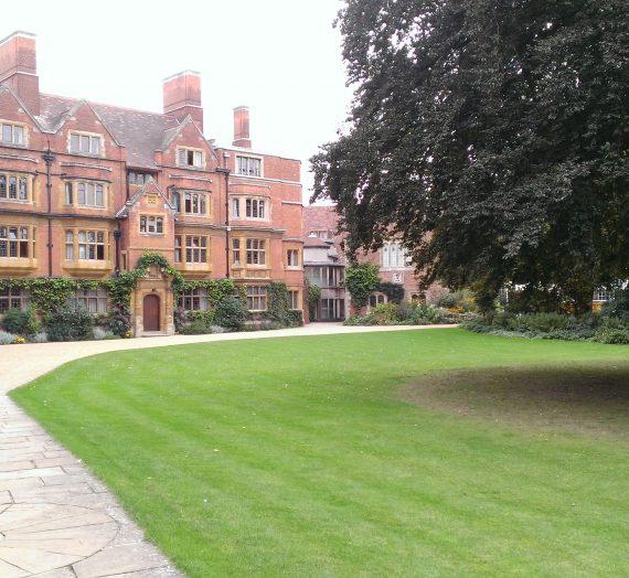 Trinity Hall i Cambridge
