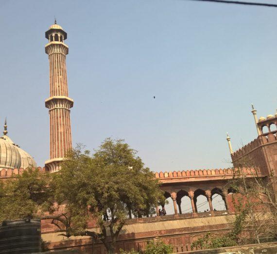 """Masjid Jamek och """"Old"""" Delhi"""