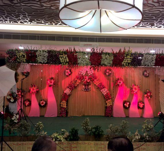 Ett indiskt bröllop